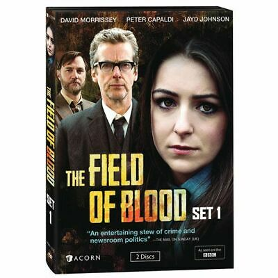 Field of Blood: Set 1 - All 4 Episodes on 2 DVDs - Region 1 (US & Canada)