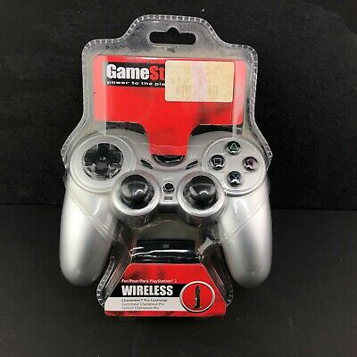 Game Stop Wireless Controller for Sony Playstation 2 PS2. Brand new, Sealed!