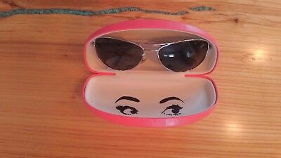 0a573cf1bba1 Kate Spade Aviator Sunglasses - Ally, Polarized lenses, Silver Frame
