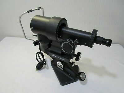 Reichert Model 1 Keratometer  -----------------------------------------> Cool!!!