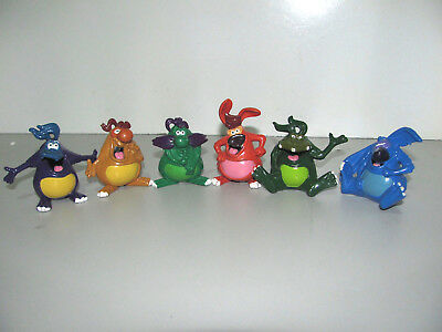 Yowie Limited Edition 1995 Bulk Lot Of 6 All In Very Good Condition