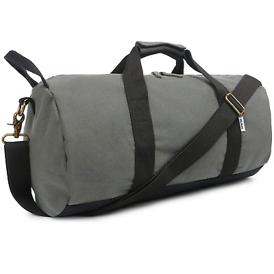 863d71ef3d Oflamn Small Barrel Sports Gym Bag Dance Weekend Overnight Hodall Duffle for .