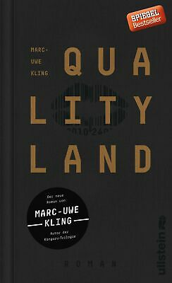 QualityLand: Roman (dunkle Edition), Marc-Uwe Kling