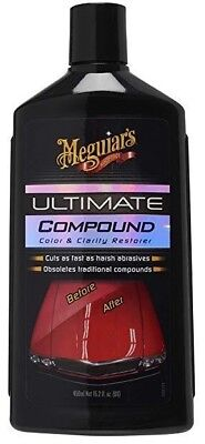 Meguiar's Ultimate Compound Colour & Clarity Restorer 450ml