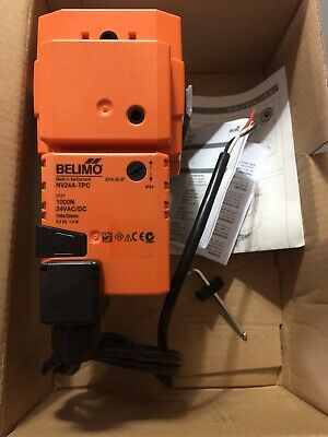 Belimo Nv24a-tpc actuator 1000N 24V ac/dc brand new Boxed