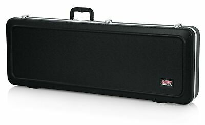 Gator Deluxe ABS Molded Case for Stratocaster and Telecaster Electric Guitar