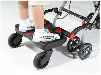 Lascal Buggy Board Mini 3D Toddler Board for Pram Jogger Stroller, Free Shipping