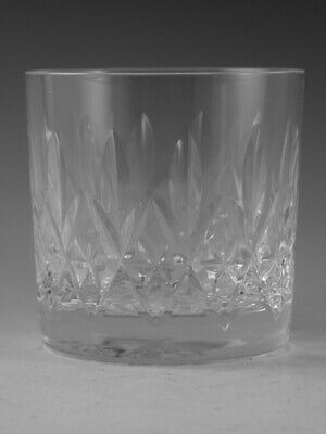 "STUART Crystal - GLENCOE Cut - Tumbler Glass / Glasses - 3""  (1st)"