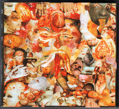 CARCASS – Reek Of Putrefaction / ORG 1988 EARACHE, DIGIPAK