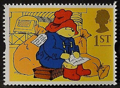 """Paddington Bear"" illustrated on 1994 Stamp - Unmounted Mint"