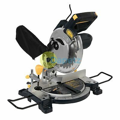 High Performance Powerful 1200W Compound Mitre Saw 210mm Chop Saws