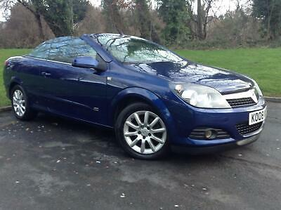Vauxhall/Opel Astra 1.8i 16v Coupe 2008MY Twin Top Sport