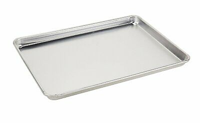Foodservice Essentials Heavy Duty Full-Size Baking Sheet Pan Aluminum 12-Gauge