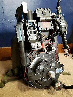 Ghostbusters proton pack and Jump Suit