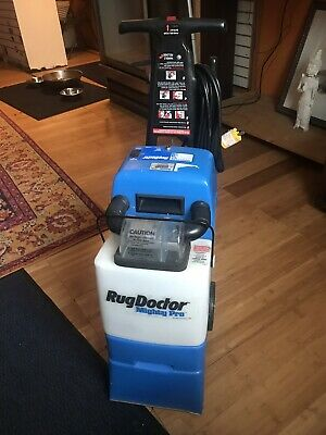 Rug Doctor Mighty Pro X3 Pet Pack Deep Carpet Cleaning Machine With