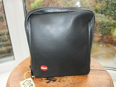 fc860bf61e Genuine Leica Trinovid Binoculars Soft Leather Case New Condition. Fit 8 X  40?