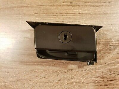 BMW E38 Glove box lock 750i 740i 735i 730d 51168125739