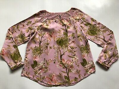 Next Girls Blouse Top Aged 9 Years