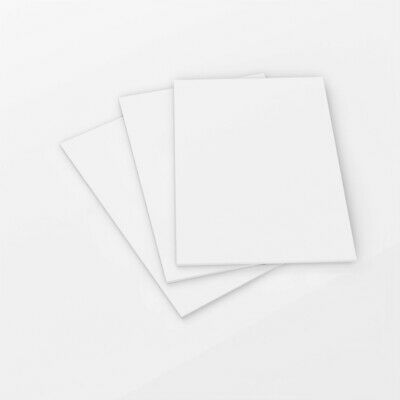 3mm Gloss White Colour Perspex Acrylic Sheet With Polished Edges Cut to Size