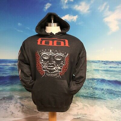 TOOL Band 10000 Day's Triple Face New Hoodie Hooded Pullover Jumper On Sale