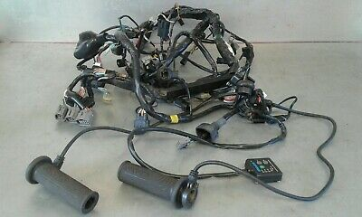 Kawasaki Z1000 SX 2011-2015 wiring loom & Oxford heated grips Non ABS model