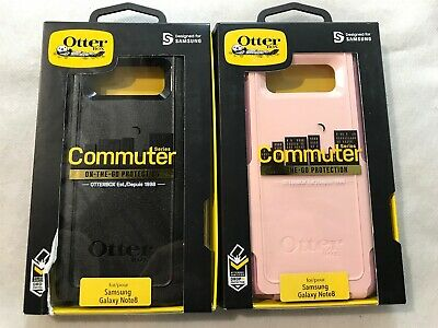 Otterbox Commuter Case for Samsung Galaxy Note 8 - Multiple Colors