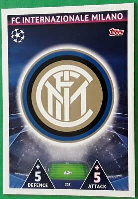 Topps Match Attax Champions League 2018-2019 Card Nr.253