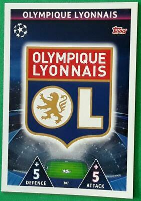 Topps Match Attax Champions League 2018-2019 Card Nr.307