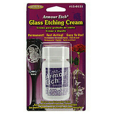 Armour Products 150151 Armour Etch Etching Cream 2.8Oz Carded