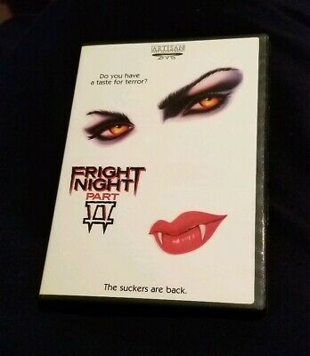 Fright Night 2 Bootleg Dvd High Quality