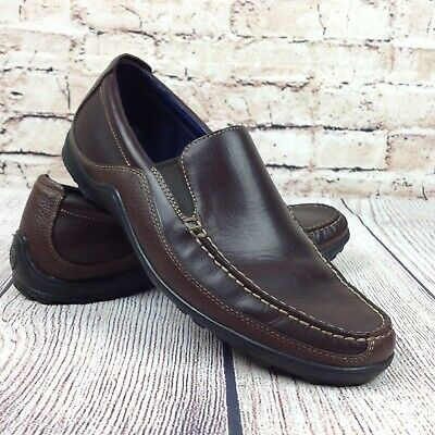 a3880e7729a Cole Haan Air Tucker Venetian Loafer Men s Size 9.5 M French Roast Shoes  5713141