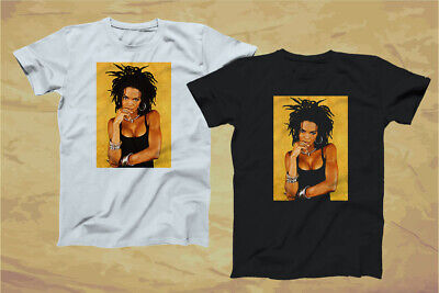 Lauryn Hill 15 Years Later The Miseducation Men's Black & White T Shirt XS-3XL