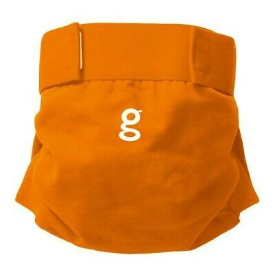 New Gdiapers Small Great Orange Gpants  & Pouch