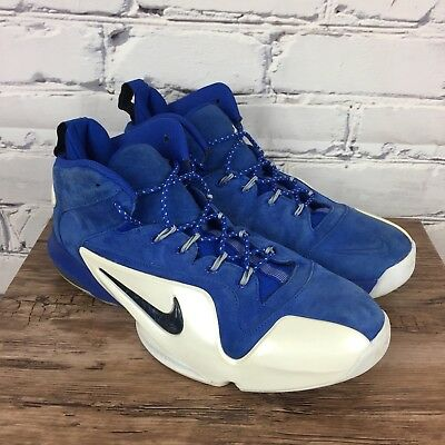 info for 8c1c4 a67ad Nike Zoom Penny VI Basketball Shoe (749629-401) - Men s Size 9.5