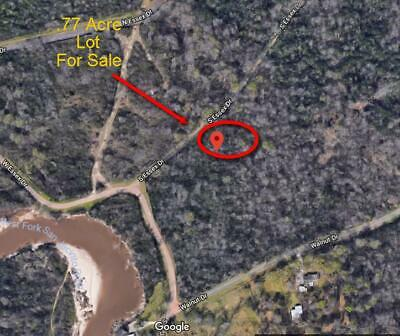 3/4 ACRE * RV OK * RIVER ACCESS * North of Houston in Conroe TX *High-Bid Wins