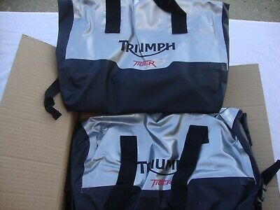 Genuine Triumph A9500512 Pannier Inner Bag Pair Tiger 800 800XC 2011-2017