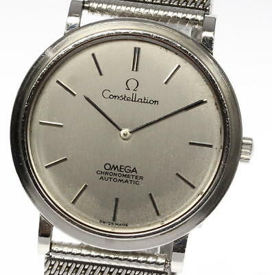 1cdd7467b OMEGA Constellation cal.712 Silver Dial Automatic Men's Watch_450685