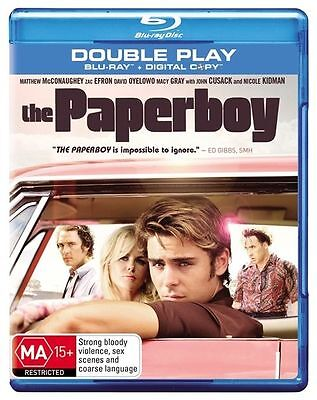 The Paperboy (Blu-ray, 2013) SEALED