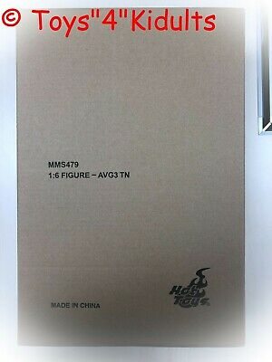 Hot Toys MMS 479 Avengers 3 Infinity War Thanos 41.5cm 1/6 Action Figure NEW