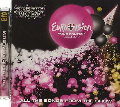 EUROVISION SONG CONTEST OSLO 2010 – V/A 2CDs (NEW/SEALED)