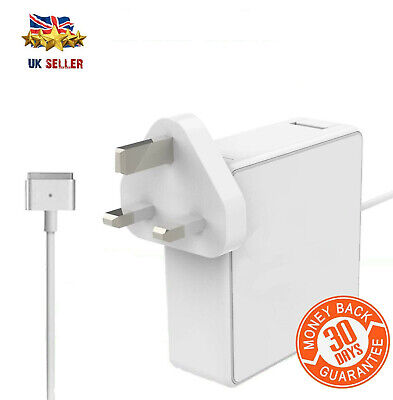 85W Power Charger Adapter For Mac Macbook Pro Retina 15 17 Magsafe 2 A1424 A1398