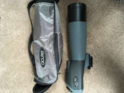 Acuter ST20-60x80A (45°) W/P Spotting Scope(no eye piece lens )