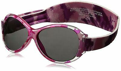 Baby Banz Retro Sunglasses Children's Kids Baby Sun Protection - Pink Diva Camo
