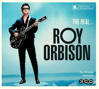 ROY ORBISON – THE REAL...ROY ORBISON ULTIMATE COLLECTION 3CDs (NEW/SEALED)