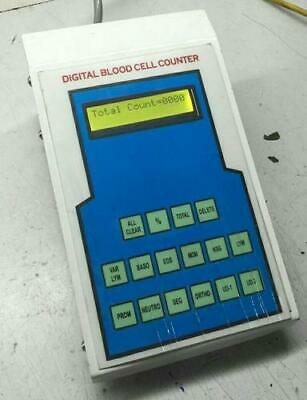 Digital Blood Cell Counter with 12 Operating Keys ,Lab Equipment,