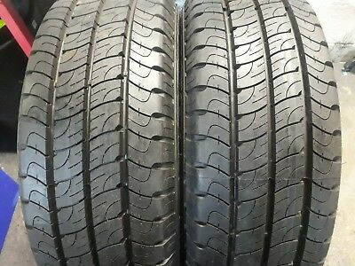 Goodyear Cargo Marathon Summer Tire 235//65//R16 115R C//C//72 Light Truck