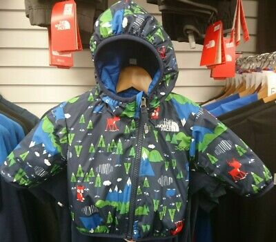 The North Face Infant Perrito Jacket (Nautical Blue Size 0-3 Months) 10% Off!!