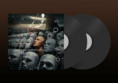 Front Line Assembly - Wake Up The Coma // 2xLP Vinyl limited