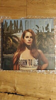 Lana Del Rey Born to Die Paradise Edition Set Box set, Limited Edition