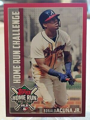 2019 Topps Series 1 HOME RUN CHALLENGE You Pick Complete Your Set HRC $0.99 SHIP